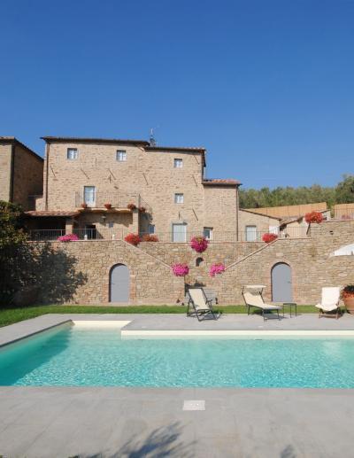 Villa le Corchie